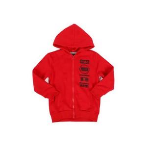 classic full zip hoodie (4-7)