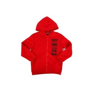 classic full zip hoodie (8-20)