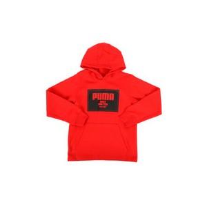 puma pullover hoodie (8-20)