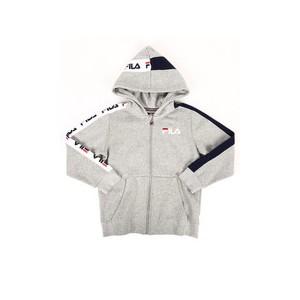 fila zip-up hoodie (8-20)