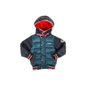 hooded bubble jacket (4-7)