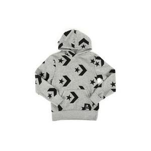 star chevron print pullover hoodie (8-20)