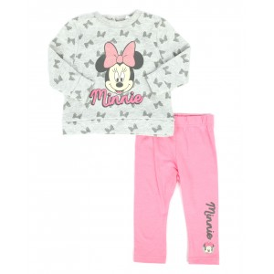 2 piece french terry sweatshirt & legging set (infant)