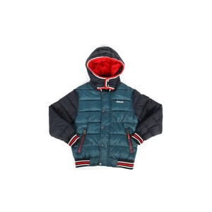 hooded bubble jacket (8-20)