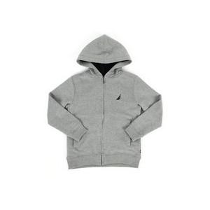 nautica fleece hoodie (8-20)