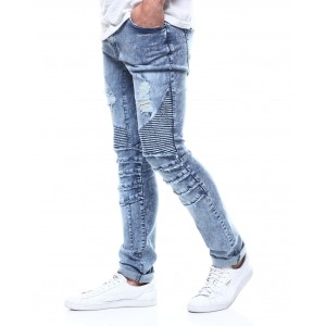 articulated knee jean