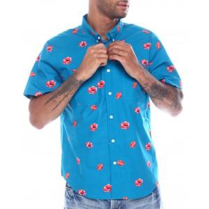 poppy ss woven shirt