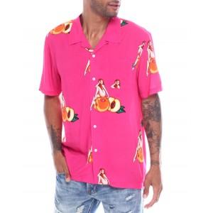 peachy ss woven shirt