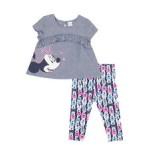 2 pc minnie top & leggings set (infant)