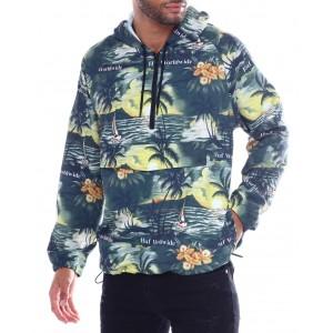 venice packable anorak jacket