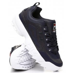 disruptor ii no-sew sneakers