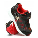 mickey mouse light-up sneakers (5-12)