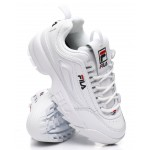 disruptor ll 3d embroider sneakers
