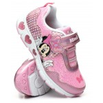minnie mouse light-up sneakers (7-11)