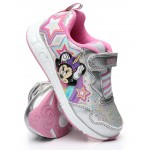minnie mouse light-up sneakers (6-12)