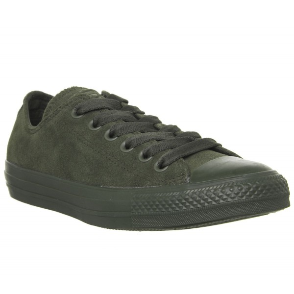 Converse Converse All Star Low Trainers Utility Green