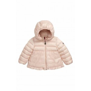 Odile Hooded Water Resistant Down Jacket