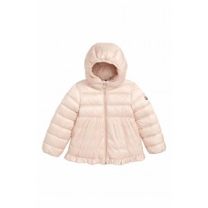 Odile Insulated Hooded Down Jacket