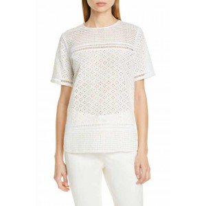 Colinee Eyelet Top