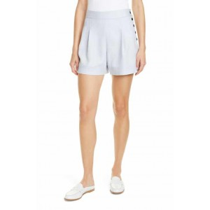 Lettee Side Button Shorts