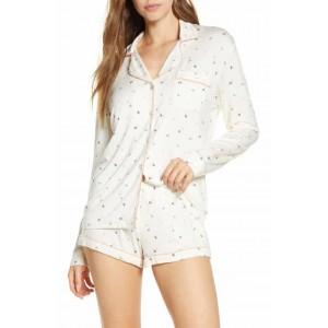 Nya Short Jersey Pajamas