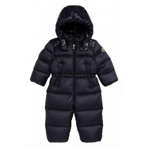 Pervance Quilted Down Snowsuit