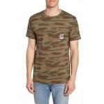 Defend Public Lands Organic Cotton Graphic Pocket T-Shirt