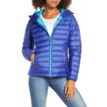 Quilted Water Resistant Down Coat