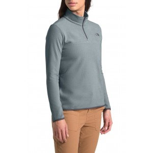 TKA Glacier Quarter Zip Fleece