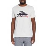Flying Fish Regular Fit Organic Cotton T-Shirt