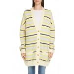 Keda Oversize Wool & Alpaca Blend Cardigan