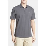 Trout Fitz Roy Regular Fit Organic Cotton Polo