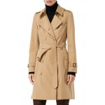 The Chelsea Slim Fit Heritage Trench Coat