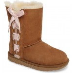 Pala Water-Resistant Genuine Shearling Boot