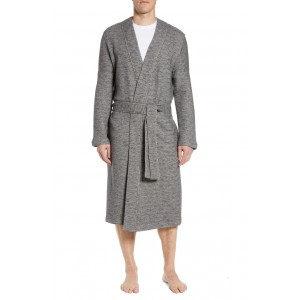 Kent Heathered French Terry Robe