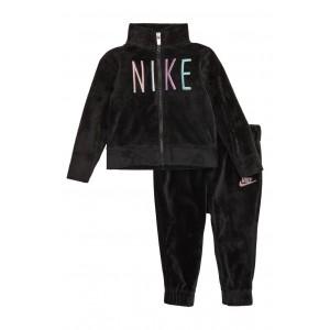 Full Zip Velour Track Jacket & Pants Set