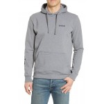 Text Logo Uprisal Recycled Cotton Blend Hoodie