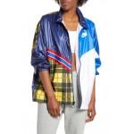 Sportswear NSW Woven Plaid Jacket