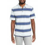 Squeaky Clean Regular Fit Stripe Polo