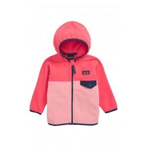 Micro D Snap-T Fleece Jacket