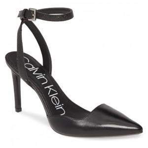 Raffaela Ankle Strap Stiletto Pump