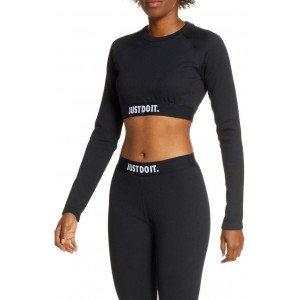 Sportswear JDI Rib Crop Top