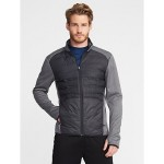 Go-Warm Mock-Neck Jacket for Men