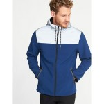 Go-Warm Reflective-Trim Hooded Jacket for Men Savings Applied at Checkoutt