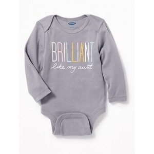 Graphic Bodysuit for Baby Hot Deal