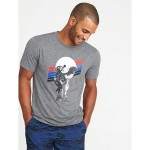 Graphic Go-Dry Eco Performance Tee for Men Savings Applied at Checkoutt