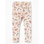Printed Leggings for Toddler Girls Savings Applied at Checkoutt