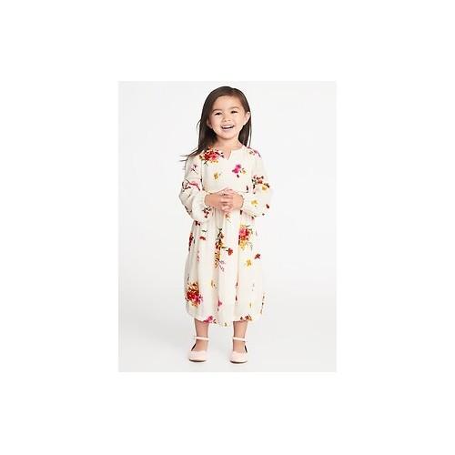 올드네이비 Balloon-Sleeve Dress for Toddler Girls