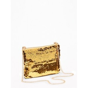 Flip-Sequin Zip-Top Purse for Girls 30% Off Taken at Checkout