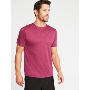 Go-Dry Digi-Print Performance Tee for Men 30% Off Taken at Checkout